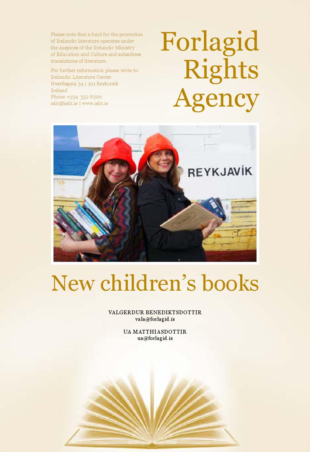 Forlagið Rights Agency - New Children\'s Books by Forlagid - issuu