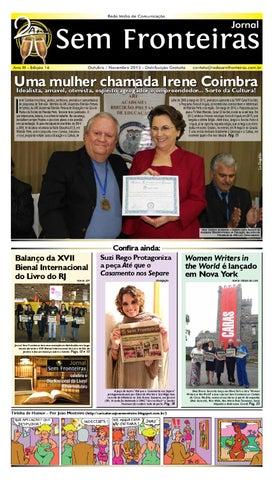 Jornal Sem Fronteiras - Edição Outubro Novembro15 by Dyandreia ... 93bb81fa23fba