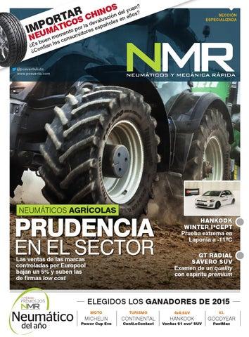 Neumáticos y Mecánica Rápida - nº 128 by Versys Ediciones Técnicas ... 3fb0577a74e7