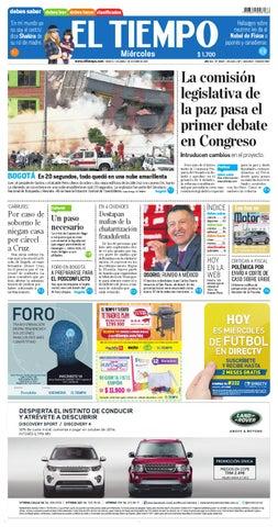 682cc3f45 EL TIEMPO 07/10/2015 by Andres A. - issuu