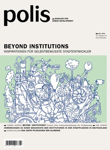 Beyond Institutions by Montag Stiftungen - issuu