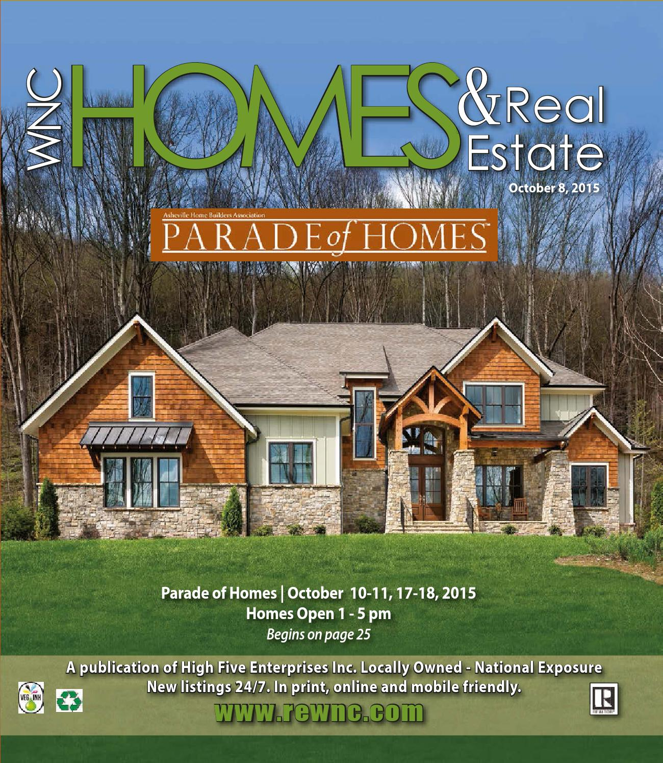 Vol October By WNC Homes Real Estate Issuu - Daltile fletcher nc
