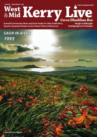 Issue162 by West   Mid Kerry Live - issuu 3de4ee145