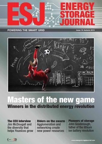 Energy Storage Journal - issue 10 Autumn by hamptonhalls - issuu