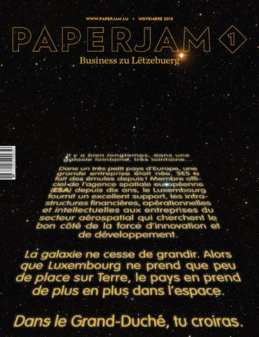 96e33de440b0b9 Paperjam1 Novembre 2015 by Maison Moderne - issuu