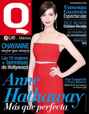 1d51105d7b Revista Q 95 Octubre by Revista Q Qué... México - issuu