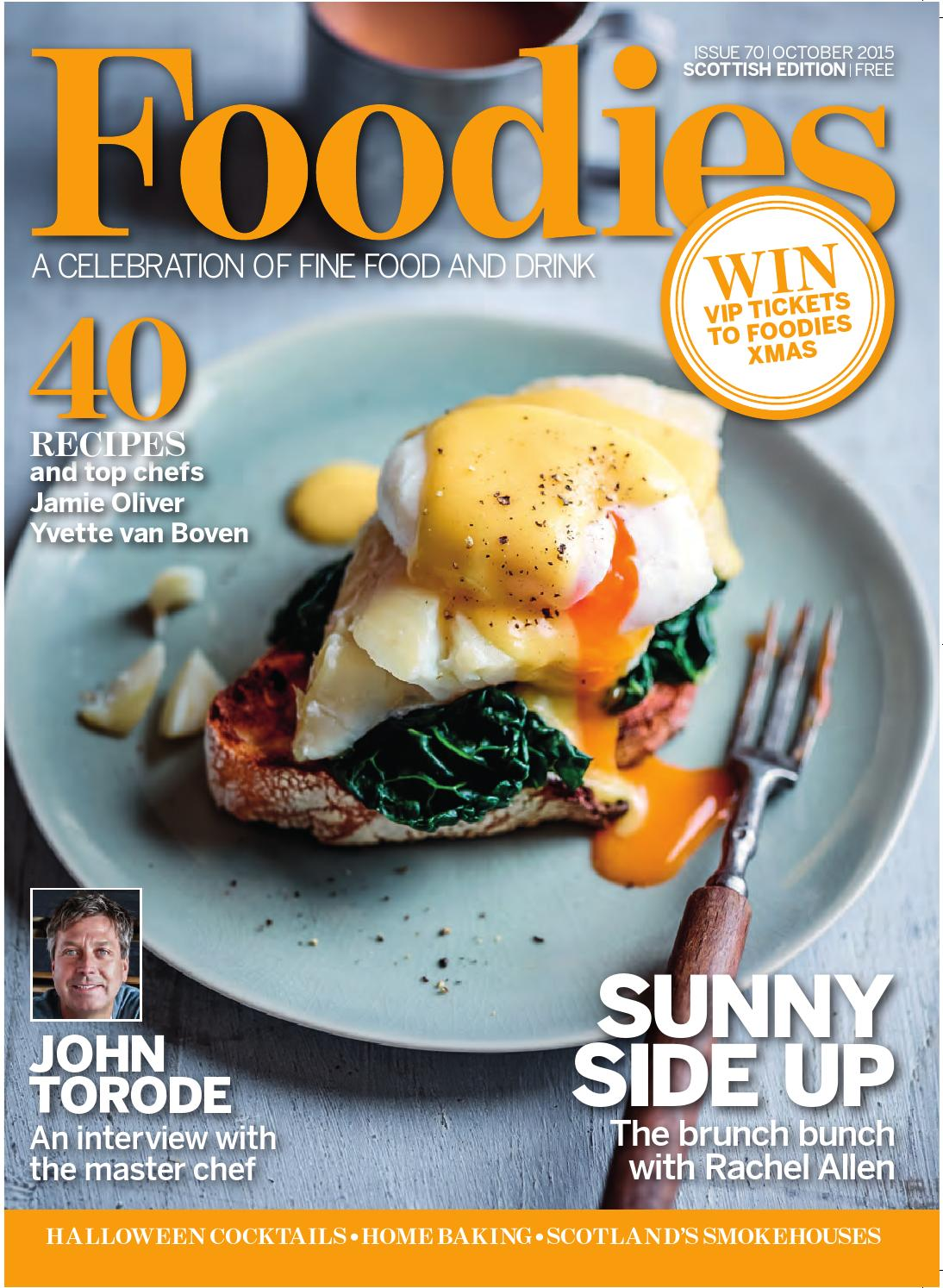Foodies Magazine October Issue 2015 by Media Company Publications ...