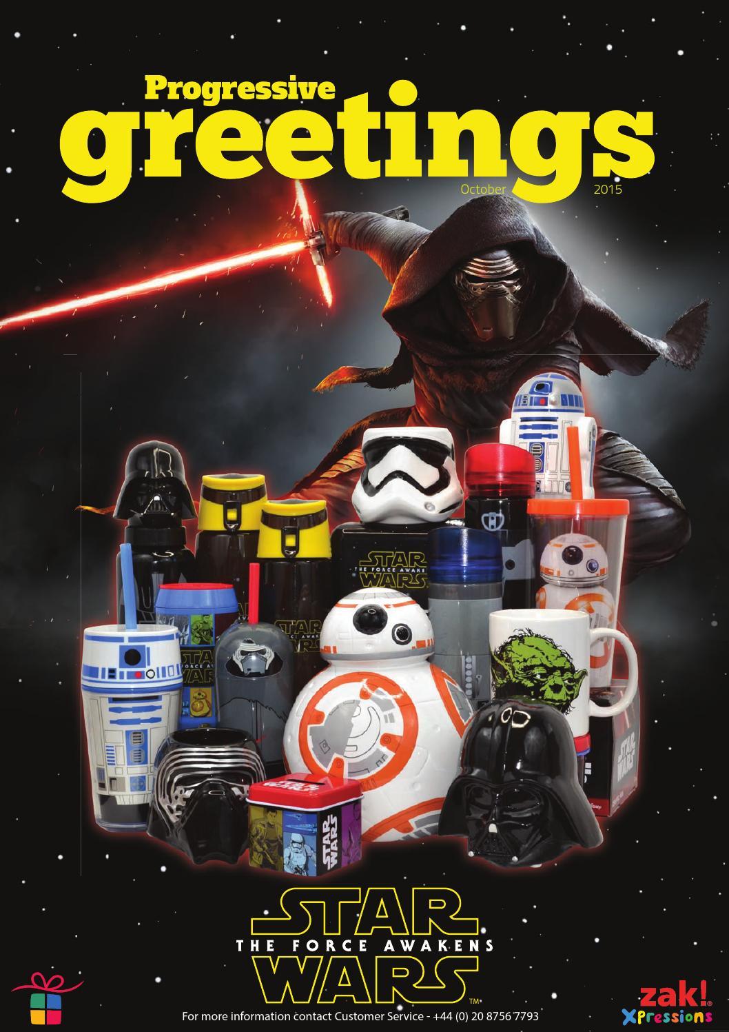 Progressive Greetings October 2015 By Max Publishing Issuu