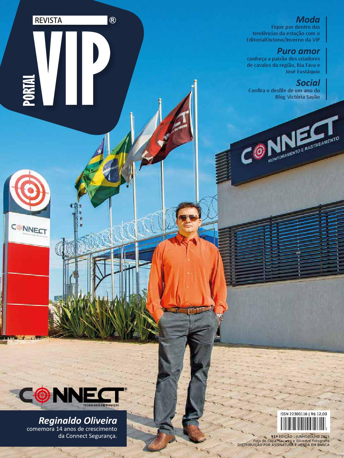 Portal VIP 91ª Connect Segurança e Monitoramento by Iliane Fonseca - issuu 7c17e18177