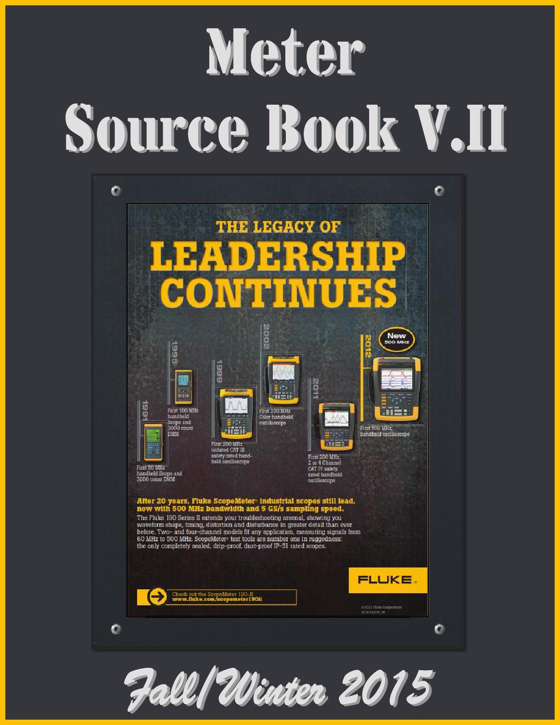 Meter Source Book V II by Federal Buyers Guide, inc  - issuu