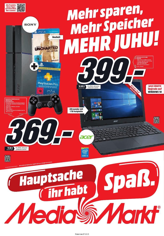 Mediamarkt Angebote 7 14oktobre2015 By PromoProspektede