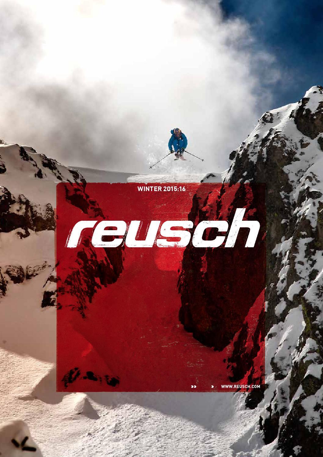Reusch Couloir R /Öko-Tex XT