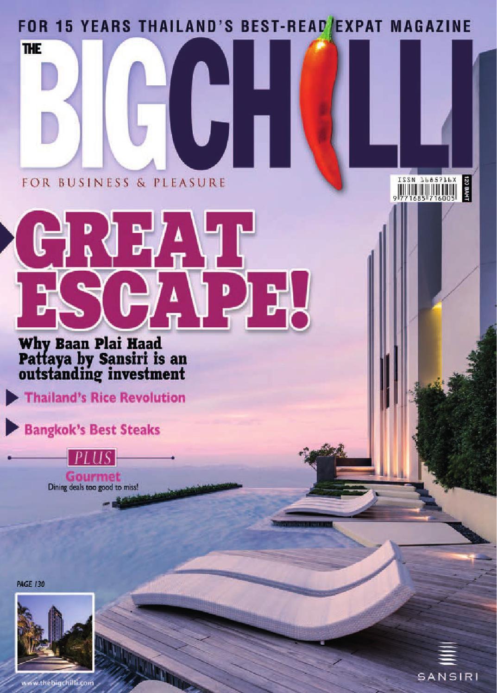 27 The BigChilli October 10 by The BigChilli Co., Ltd.   issuu