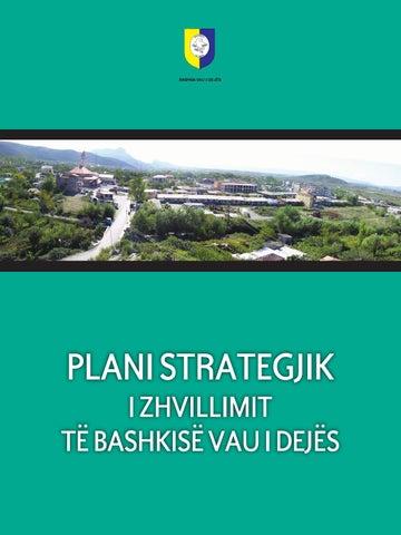 Plani Strategjik i Zhvillimit të Bashkisë Vau Dejes by Co