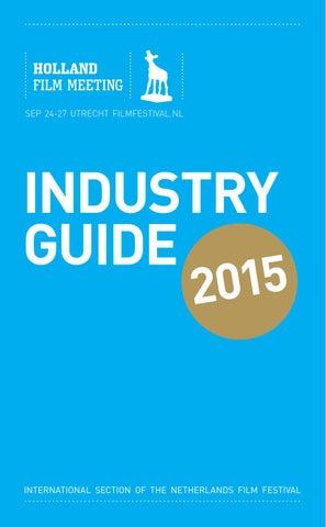 HFM Industry Guide 2015 by Nederlands Film Festival issuu