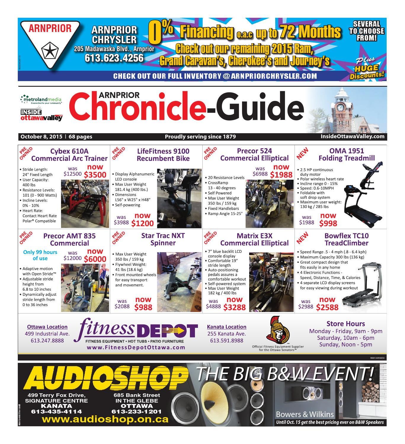 ddc302e0ad Arnprior100815 by Metroland East - Arnprior Chronicle-Guide - issuu