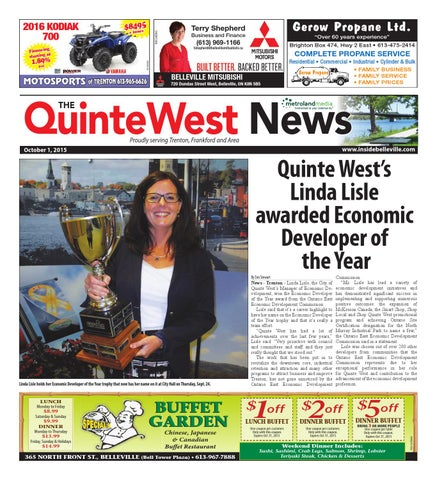 Quinte100115 by metroland east quinte west news issuu page 1 fandeluxe Images