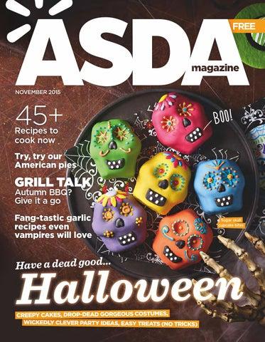 Asda Magazine November 2015 By Asda Issuu