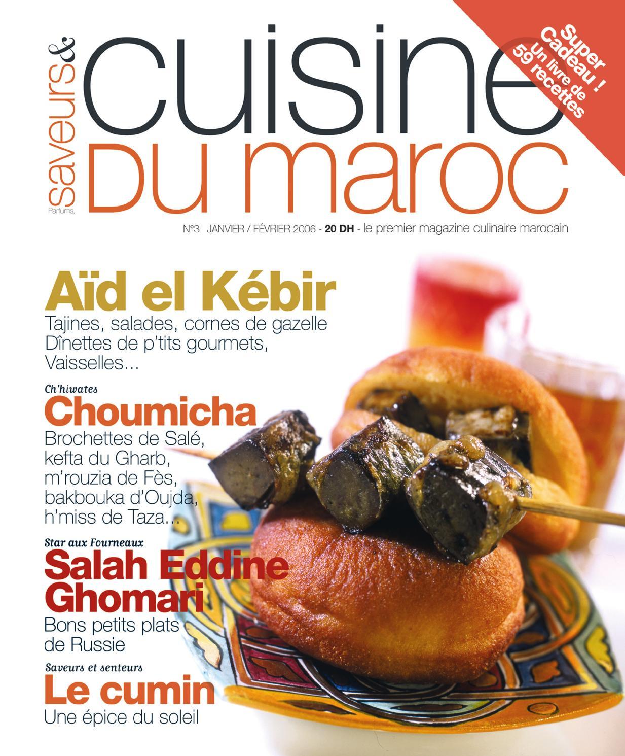Cuisine Du Maroc 3 By Rose De Sable Issuu