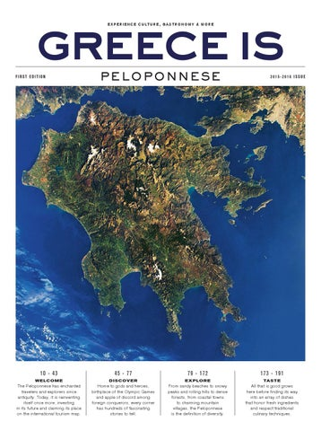 GREECE IS PELOPONNESE 2015 by GREECE IS issuu