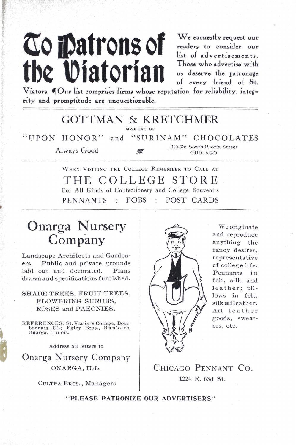 St Viator College Newspaper 1912 12 By Viatorians Issuu Free Shipping Ampamp Strap Lanccelot Watch Aegis Of Bedivere