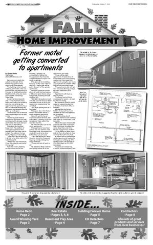 2015 Fall Home Improvement By Fort Frances Times Ltd Issuu