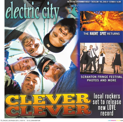 Electric City Diamond City E Edition Oct 8 2015 By Cng