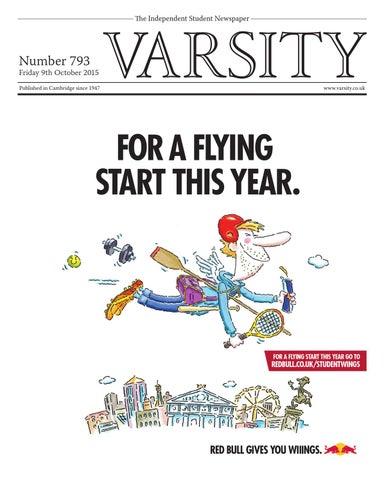 Varsity Issue 793 By Varsity Publications Ltd Issuu
