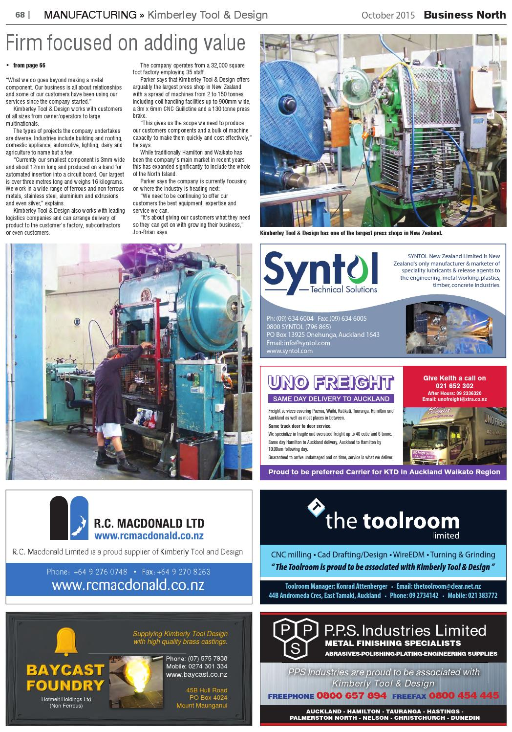 Business North October by Waterford Press Limited - issuu
