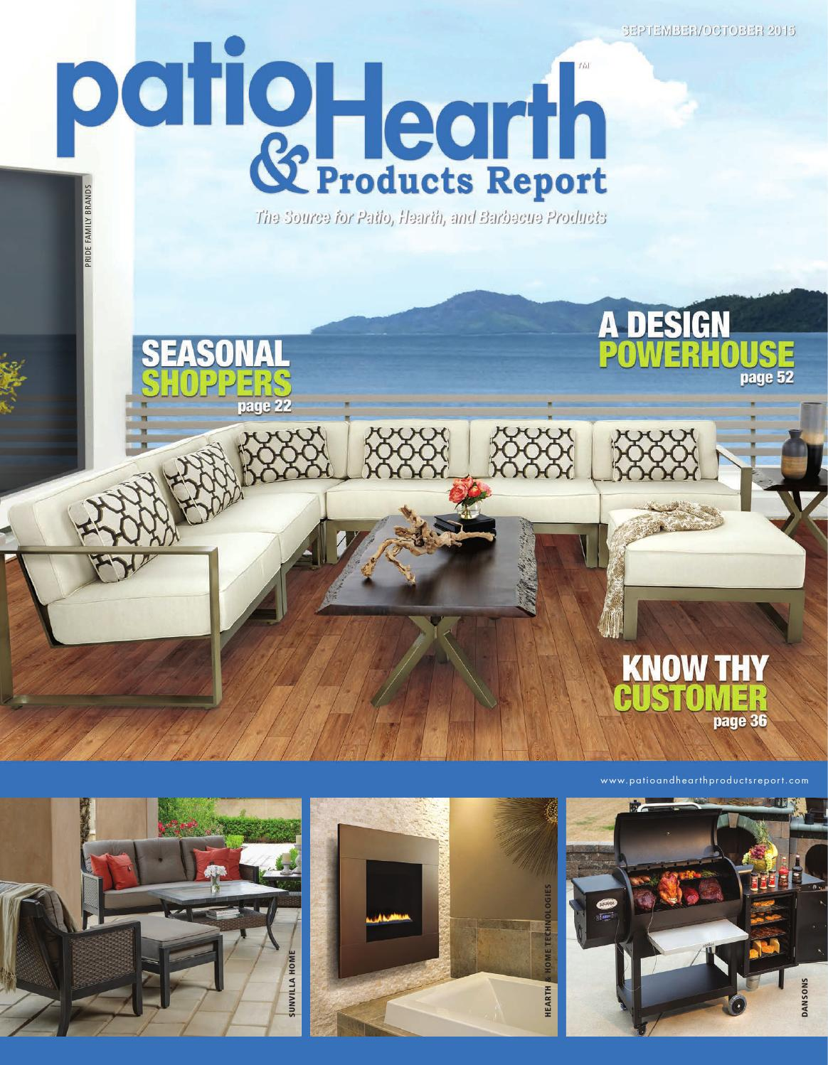 patio u0026 hearth product report july august 2016 by peninsula media