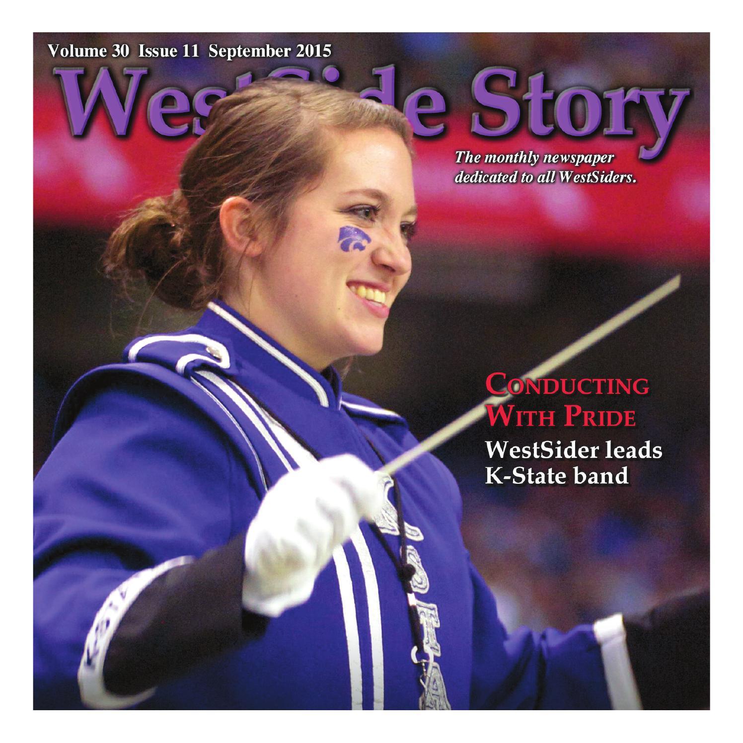 Westside Story September 2015 By Travis Mounts Issuu