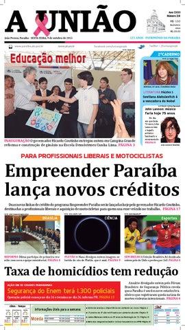 58f23c605a149 Jornal A União - 09 10 2015 by Jornal A União - issuu