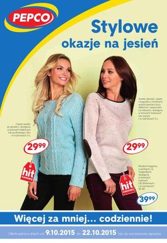 52d743de4a523d Pepco gazetka od 09.10 do 22.10.2015 by iUlotka.pl - issuu