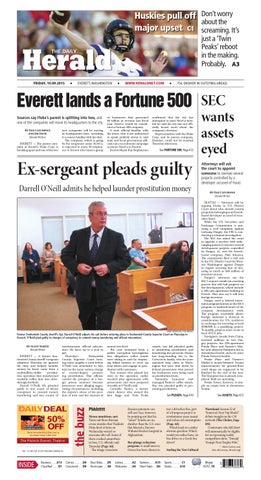 Everett daily herald october 09 2015 by sound publishing issuu page 1 sciox Choice Image