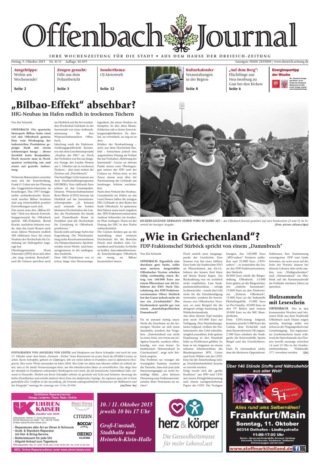 Polizeibericht Dreieich