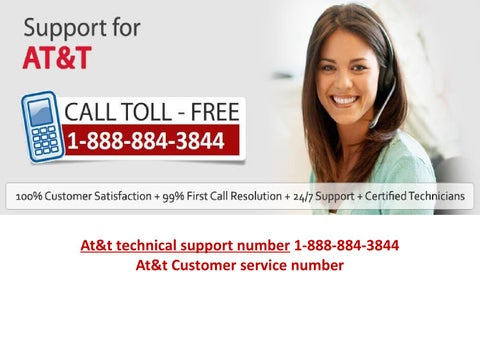 At&t technical support 1 888 884 3844 At&t tech support by ...