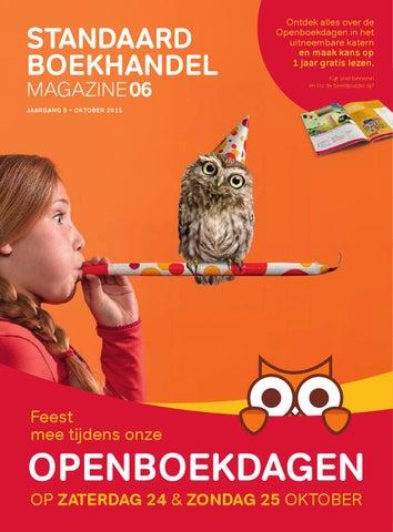 Sbm6 Openboekdagen 2015 By Standaard Boekhandel Issuu