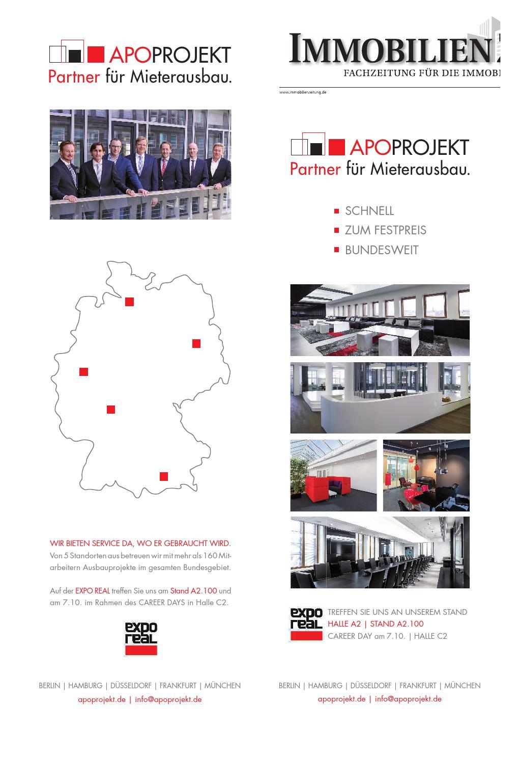 IZ Doppelausgabe 39-40 2015 by Immobilien Zeitung Verlagsgesellschaft mbH -  issuu