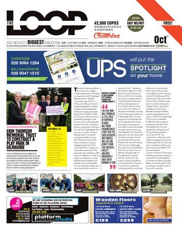 The Loop East Belfast October 2015 By Loop Publications