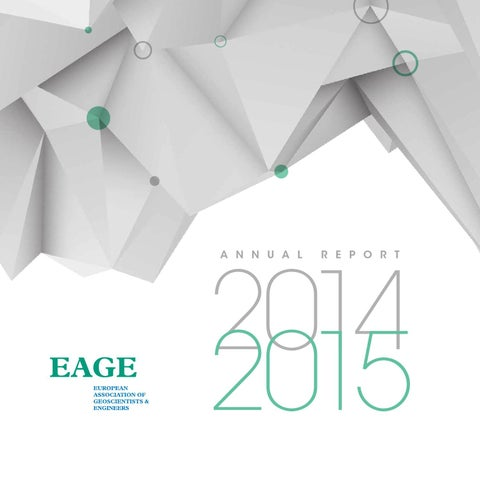eage annual report 2015 by eage issuu