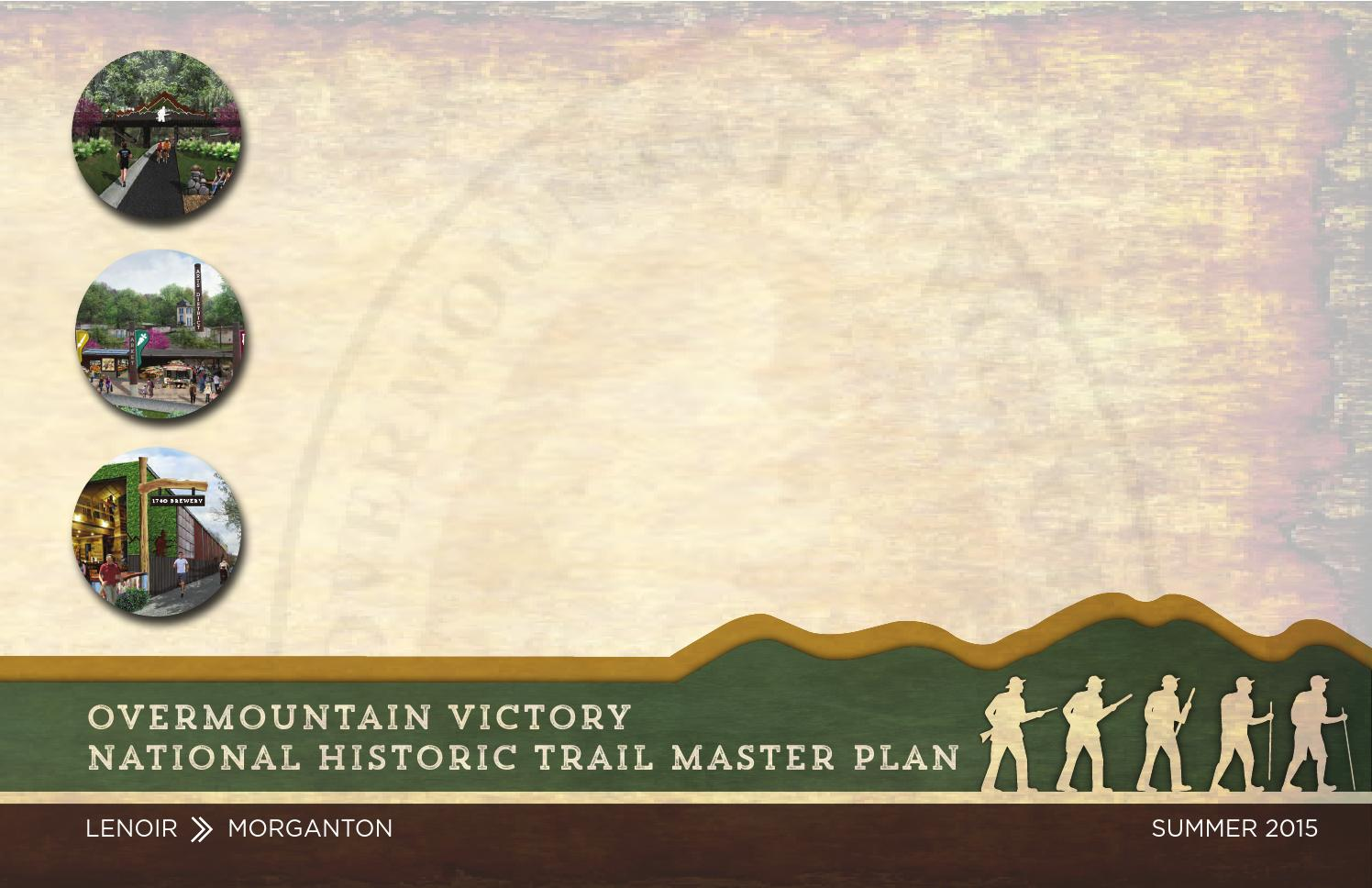 Overmountain Victory National Historic Trail Master Plan: Lenoir to ...