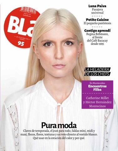 be0e935dd Bla 95 especial moda by Editorial BLa - issuu