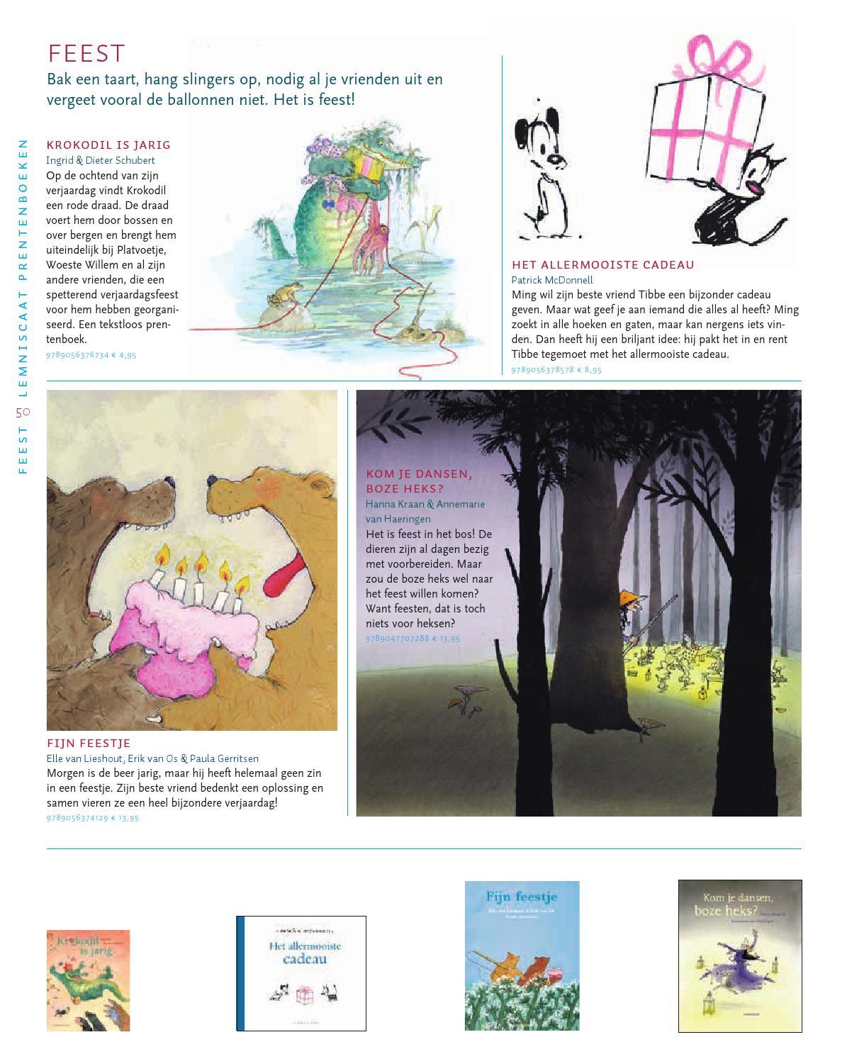 Prentenboekenmagazine 2015 By Lemniscaat Uitgeverij Issuu