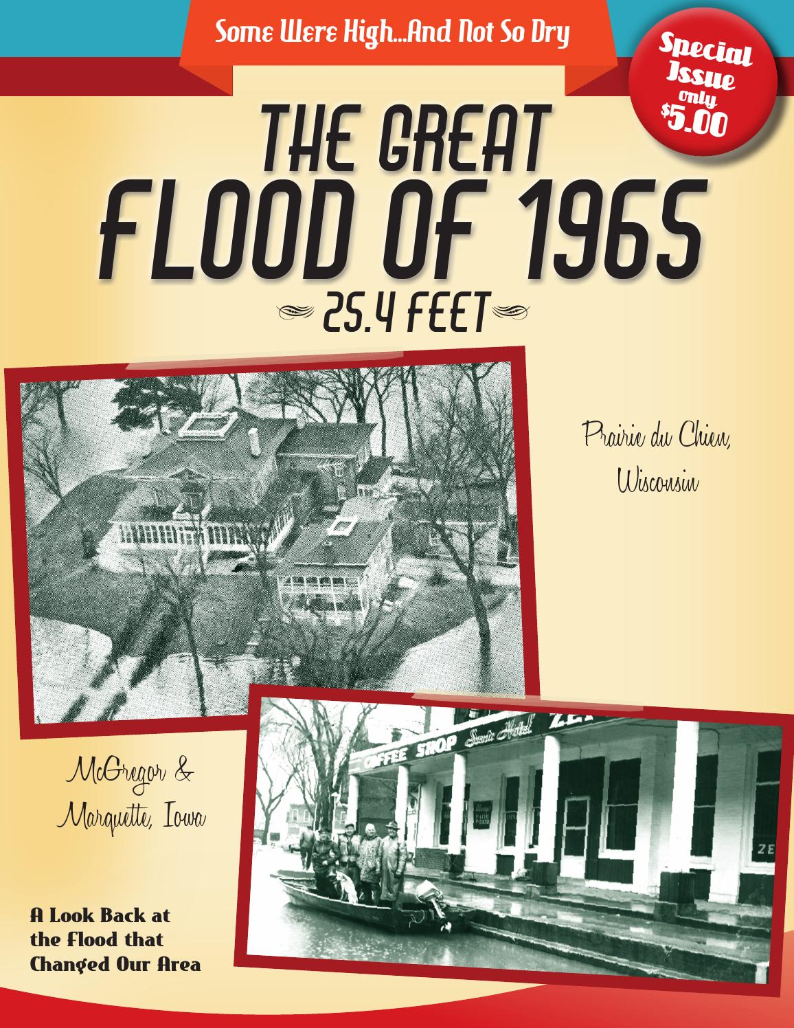 the great flood of 1965 by courierpress issuu