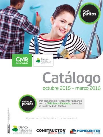 35d36983aad30 Catálogo CMR puntos Homecenter by Banco Falabella Colombia - issuu
