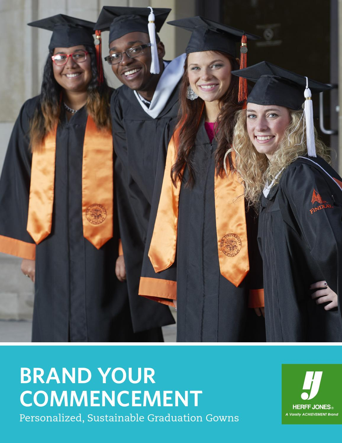 Brand Your Commencement by Herff Jones College Division - issuu