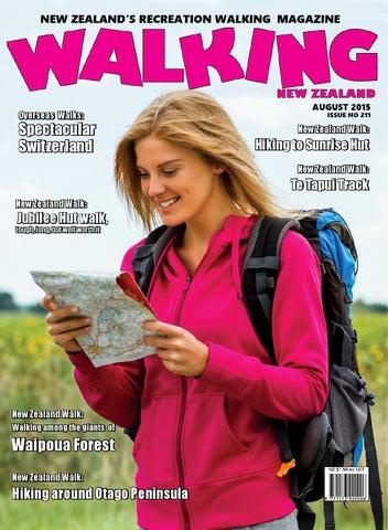 211 August 2015 Ebook By Walking New Zealand Ltd Issuu