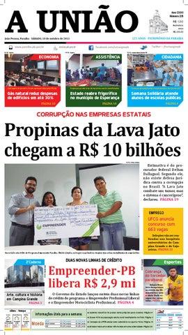 Jornal A União - 10 10 2015 by Jornal A União - issuu 56b59dcf3a