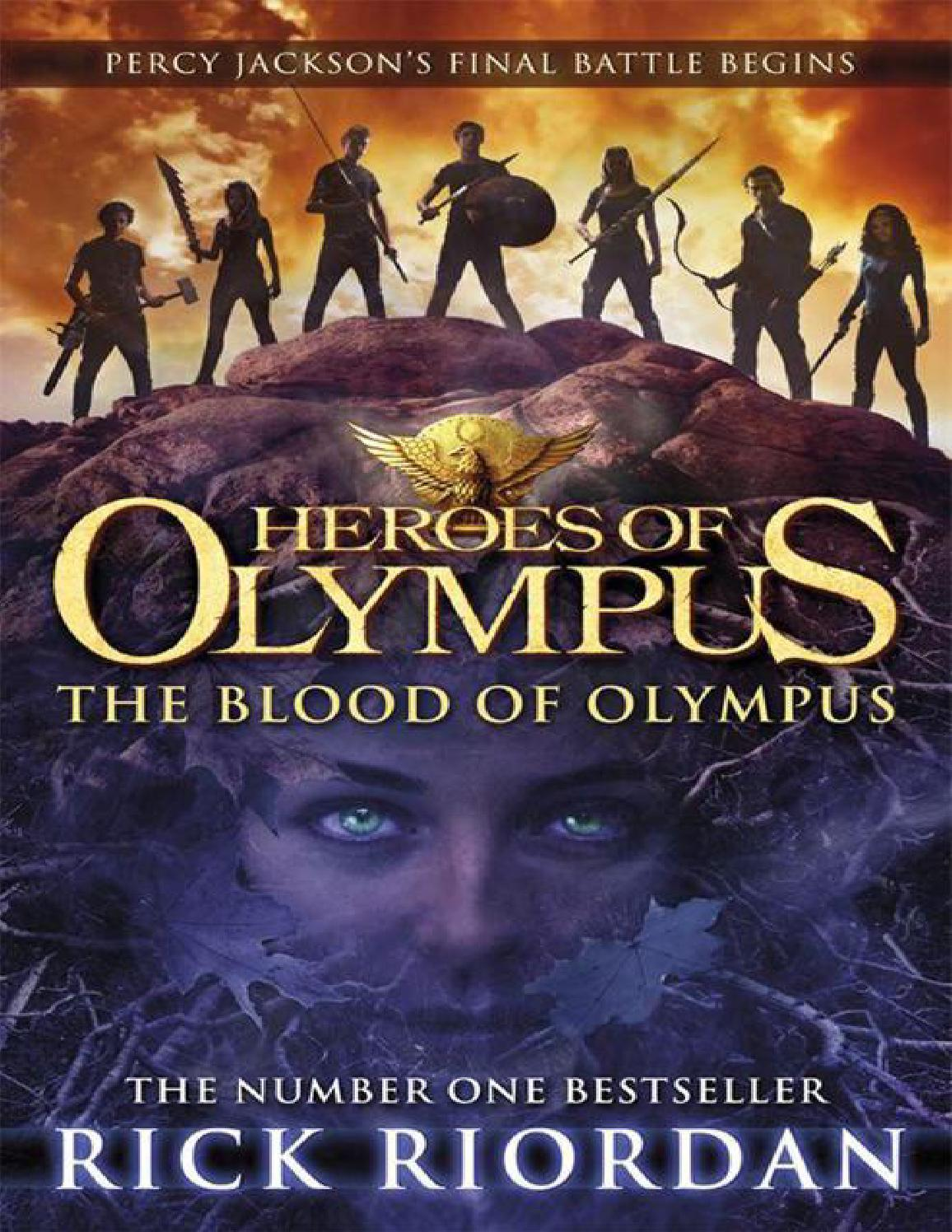 The blood of olympus by issuu izmirmasajfo
