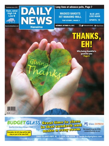 d22a67a2 Nanaimo Daily News, October 29, 2015 by Black Press Media Group - issuu